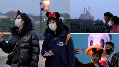 Photo of Mickey Mouse, Minnie si Donald Duck au invins Coronavirusul. Disneyland Shanghai s-a redeschis partial