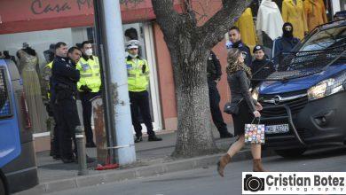 Photo of Reactia unor politisti si jandarmi la trecerea unei femei frumoase. Dispozitiv de control in Bucuresti