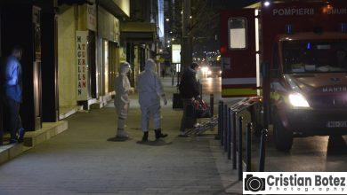 Photo of Suspect de COVID-19 la Hotel Ambasador. Pacientul a fost preluat de SUMRD in 7 minute